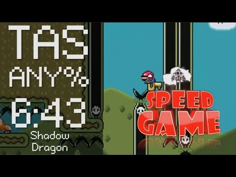 Generate Speed Game : TAS SMW Glitch Abuse 3 Snapshots