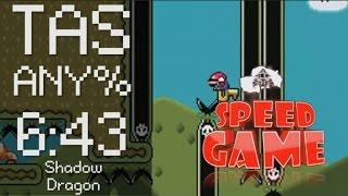 Speed Game : TAS SMW Glitch Abuse 3