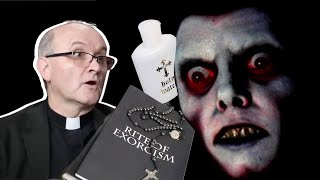 Want to become an exorcist? Here's how... w/ Fr. Vincent Lampert