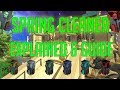 Runescape 3 - Spring Cleaner Explained & Guide