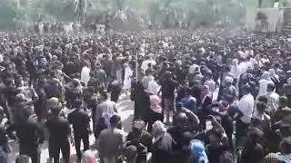تشیع شیخ سردال عساکره دریس بنی کعب فی الاحواز