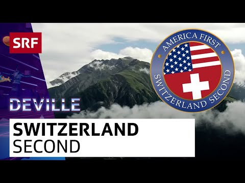 SWITZERLAND SECOND  #everysecondcounts #srf #deville