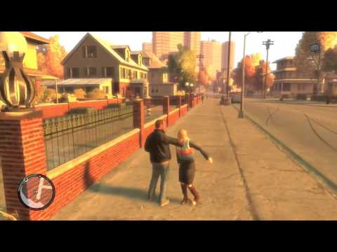 GTA IV Funny Moments Compilation