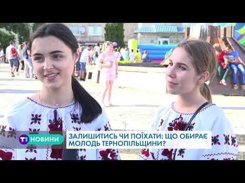 Залишитись чи поїхати: що обирає  молодь Тернопільщини?