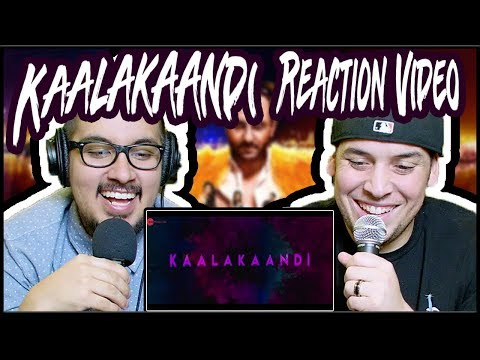 Kaalakaandi Official Trailer Reaction...