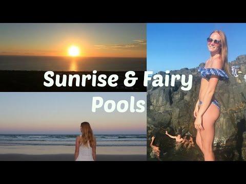 Noosa Fairy Pools & Mount Coolum Sunrise