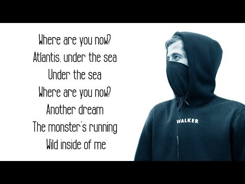 Faded  Alan Walker Lyrics