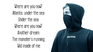 Download Faded - Alan Walker (Lyrics) Mp3