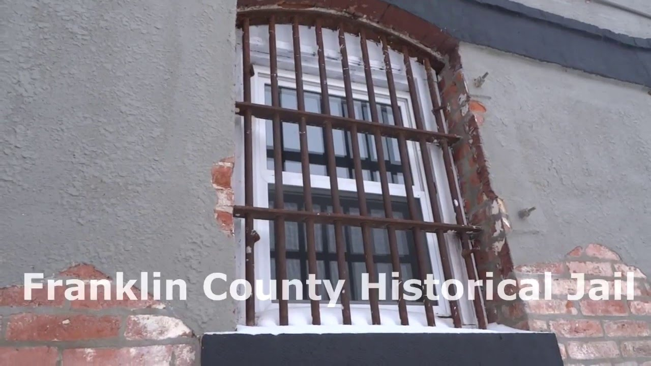 Franklin County Historic Jail Role Play Experience
