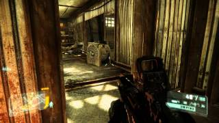 Прохождение игры Crysis3 часть 1(Добро пожаловать в джунгли)