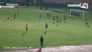 Pusamania TV : Hilite Ujicoba Pusamania Borneo FC vs PSIS Semarang