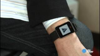Hands on with the L!vely alert watch