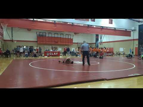 Fernando 113# VS Hamilton Heights middle school