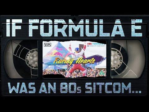 Formula E - 1980s VHS Sitcom Parody!