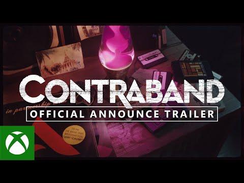 Contraband – Official Announce Trailer – Xbox & Bethesda Games Showcase 2021