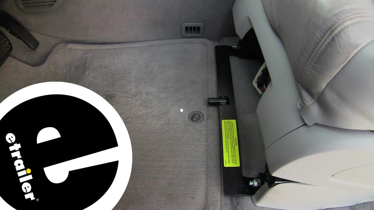 Roadmaster 88130 Seat Bracket Adapter