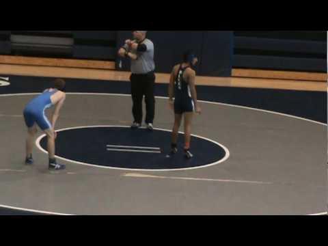 Abdul 02/19/10 2 NCISAA State Tournament vs Johnson Kerr-Vance Academy
