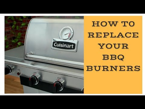 BBQ Burner Replacement