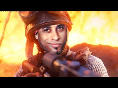 Battlefield V — Dank Firestorm Reveal Trailer (Meme Royale)