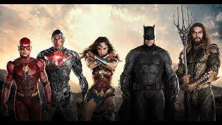 Лига Справедливости / The Justice League (2017) Второй дублированный трейлер HD