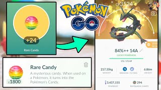 Watch This BEFORE Spending Your Rare Candy In Pokémon GO! (2020) | How To Spend Effectively Guide!