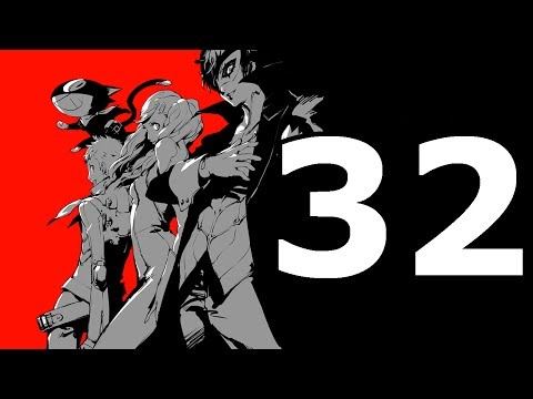 Persona 5 Walkthrough Part 32 No Commentary Playthrough Ps4