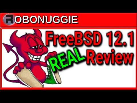 FreeBSD 12 Review -  Used as my daily OS on 'Bare Metal'