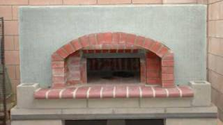 Wood Fired Oven Construction Plans Video And More