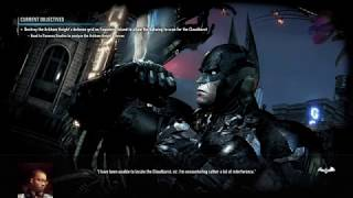 BATMAN ARKHAM KNIGHT (PS4 HD GAMEPLAY) - STORY MODE PART 7