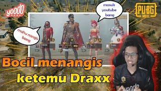 Download lagu BOCIL DARI INDONESIA MENANGIS KETEMU AKU ! DRAXX AUTO SERIUS CUBA MEMBERIKAN WWCD !! PUBGM MALAYSIA