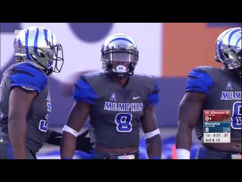Memphis Football: Tigers vs SEMO Game Highlights (ESPN)