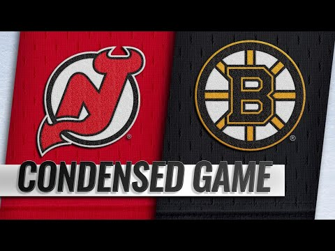12/27/18 Condensed Game: Devils @ Bruins