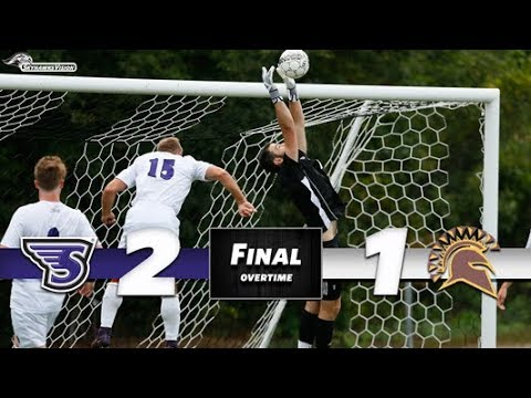 Soccer: Stonehill College 2 - St. Thomas Aquinas 1 (1 Overtime)