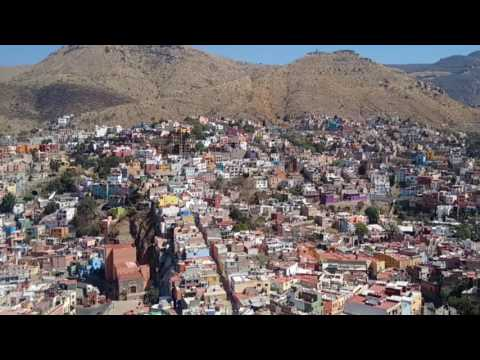 Visiting Guanajuato Mexico