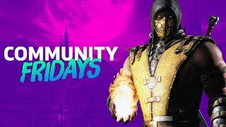 Challenge Us In Mortal Kombat X (PS4) | GameSpot Community Fridays