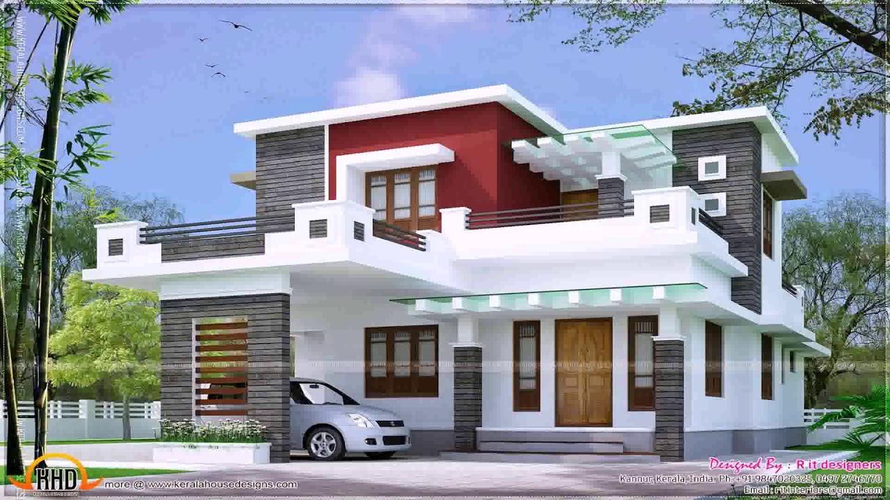 Two Storey House Design Box Type