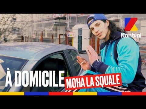 À Domicile : Moha La Squale, la rage de vivre