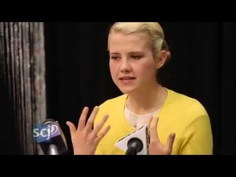Elizabeth Smart in Sioux City | Sioux City Journal