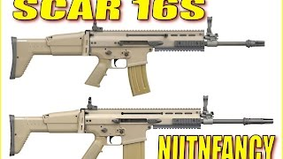 FN 16S SCAR Impresses:  WTH?! [FULL REVIEW]