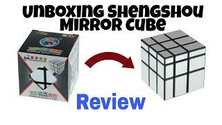Shengshou Mirror Cube | Unboxing