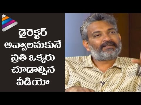 SS Rajamouli Direction Lessons | Story and Screenplay | SS Rajamouli Interviews Krish | #GPSK