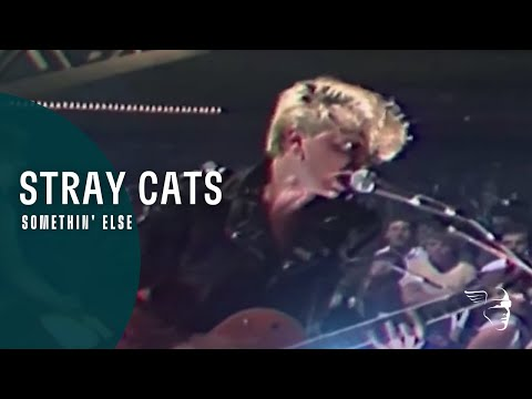 Stray Cats - Somethin' Else  (Live At Montreux 1981)