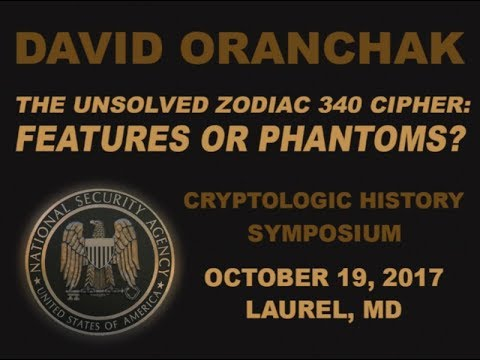 The Unsolved Zodiac 340 Cipher: Features or Phantoms?