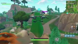 Epic Fortnite bug - Niveau d'erreur de détail!