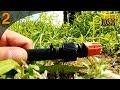Come realizzare un impianto di irrigazione - #2 Valvole di drenaggio e filtri