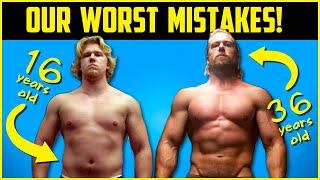 Worst Teenage Gym Beginner Mistakes We Regret Doing