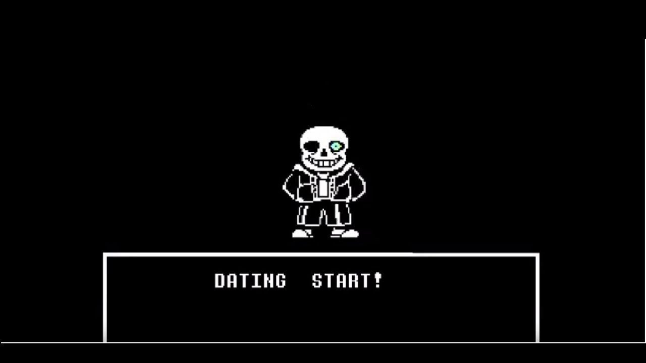 Dating sans