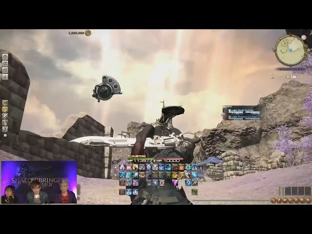 Square Enix outlines Final Fantasy XIV: Shadowbringers' post-launch