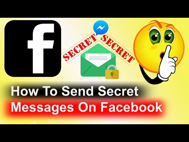 How To Send Secret Messages On Facebook Messenger in Tamil/தமிழ்