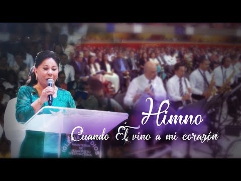 Hna. María Luisa Piraquive, Himno: Él vino a mi corazón - IDMJI